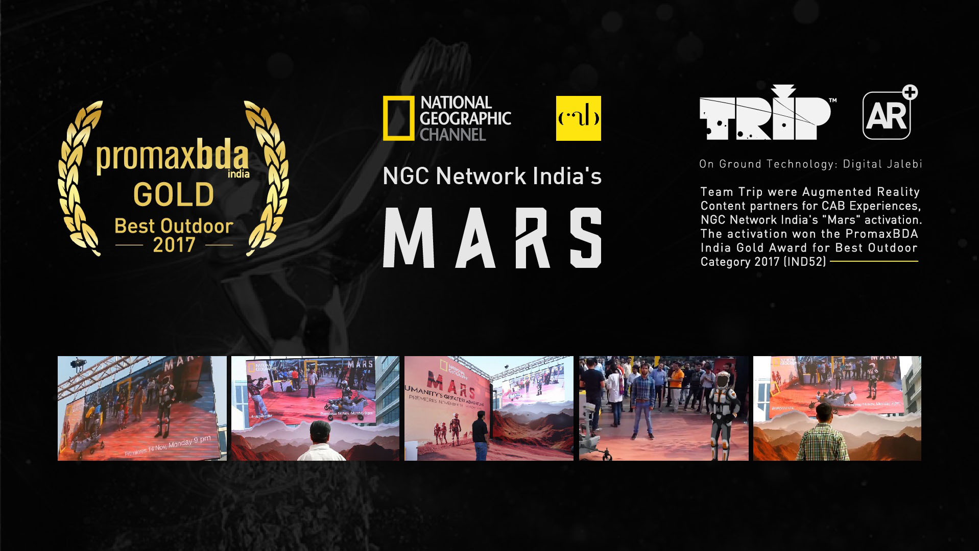 NGC – Mars Activation