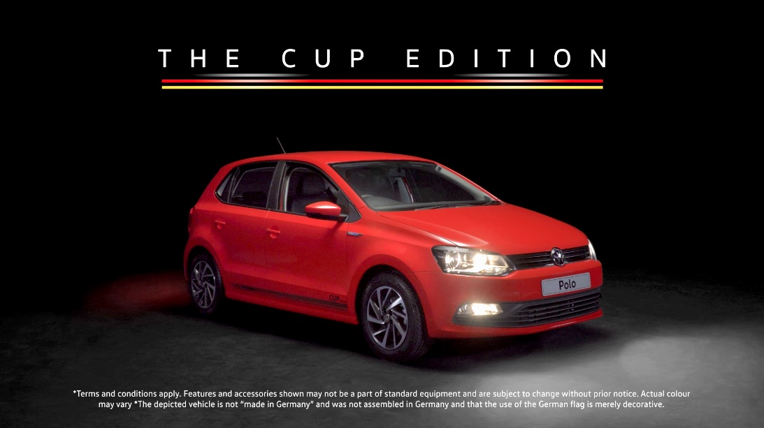 VW India Cup Edition TVC Campaign