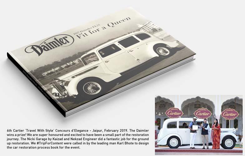 1937 Daimler