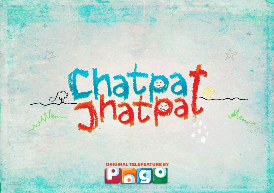 Telefeature Chatpat Jhatpat Logo Design