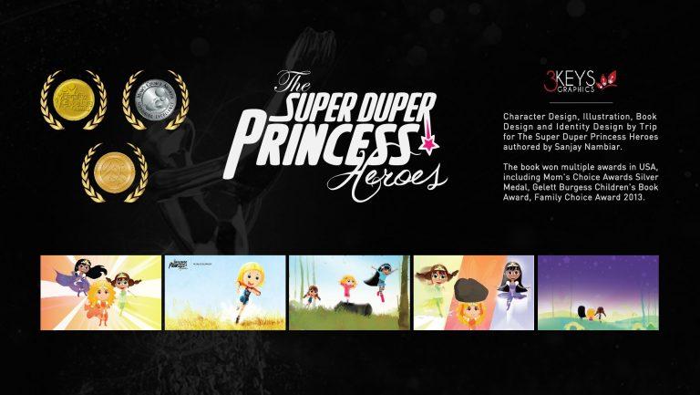 Super Duper Princess Heroes