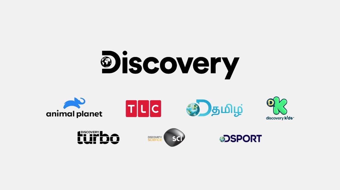 Discovery Network Upfront Event AV