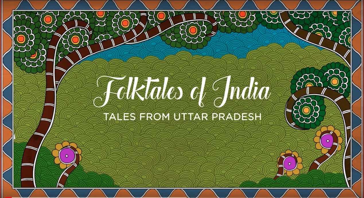Folktales of India – Tales from Uttar Pradesh – The Lion's Wedding