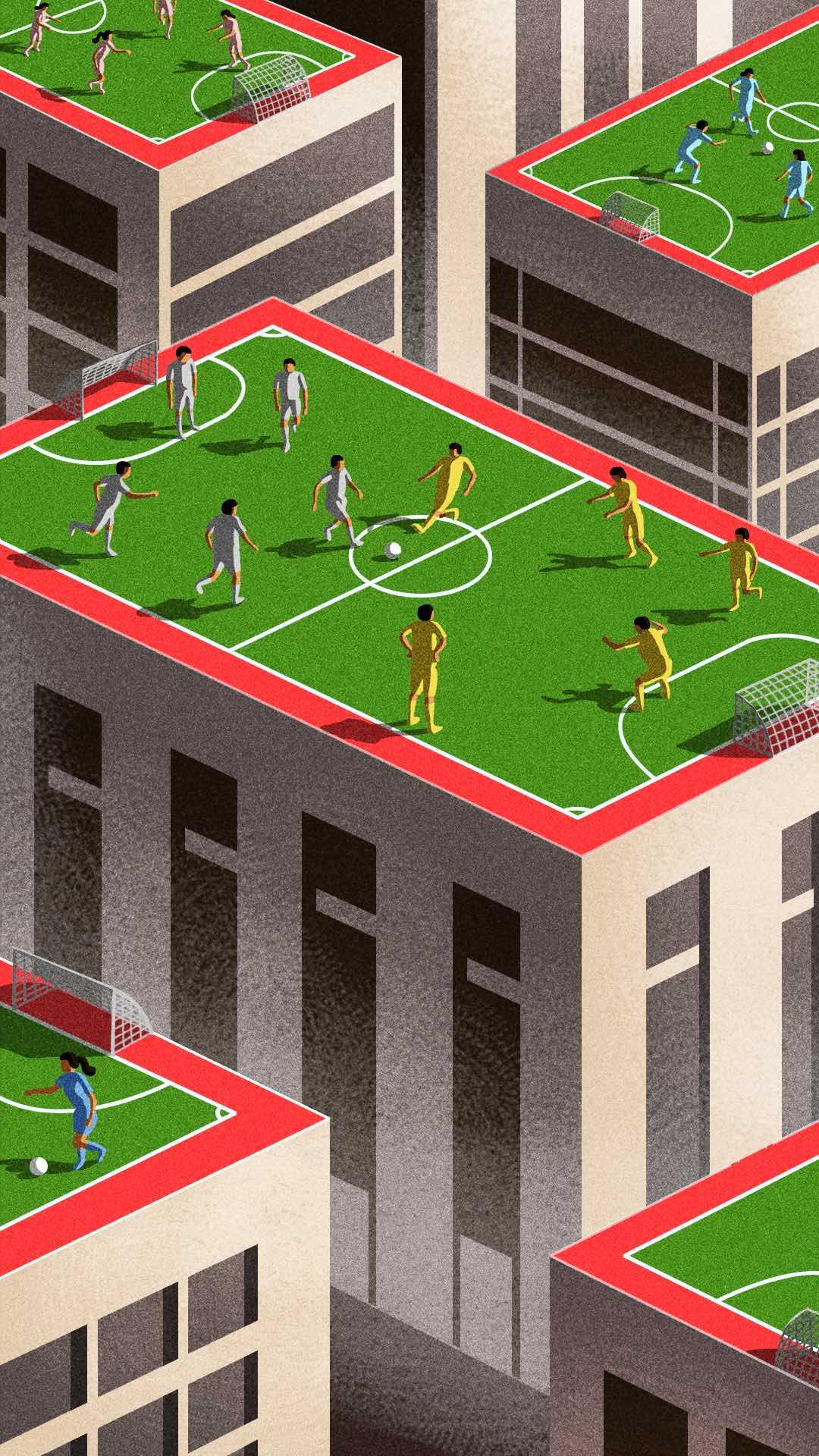 Growth of Futsal 27 Oct 18