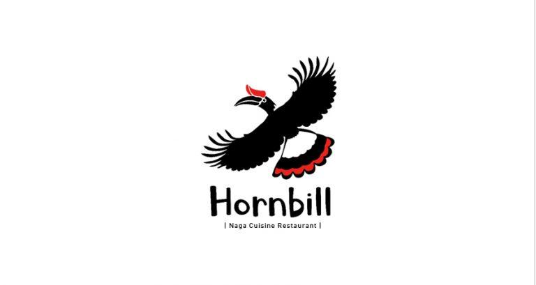 Hornbill Restaurant Brand Identity