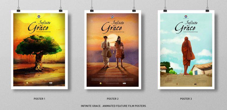 Infinite Grace Movie Posters