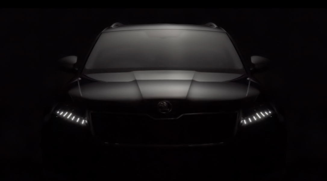 Kodiaq Scout Features Video