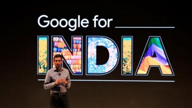 Google For India Event Packaging Animation and Graphics