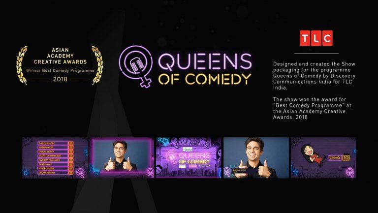 TLC – Queens of Comedy
