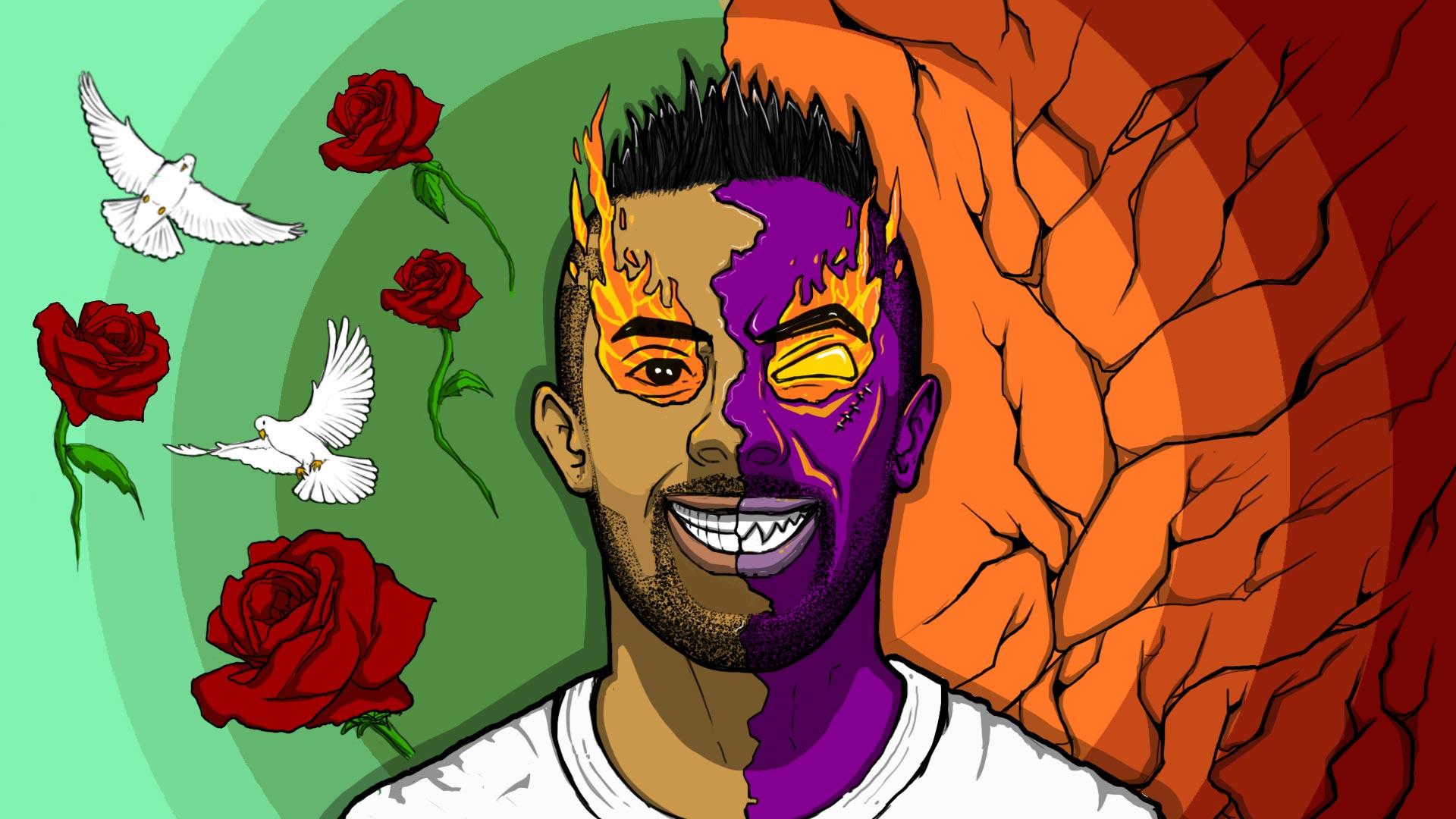 Robin Singh – Nation Of Sport Story Illustration