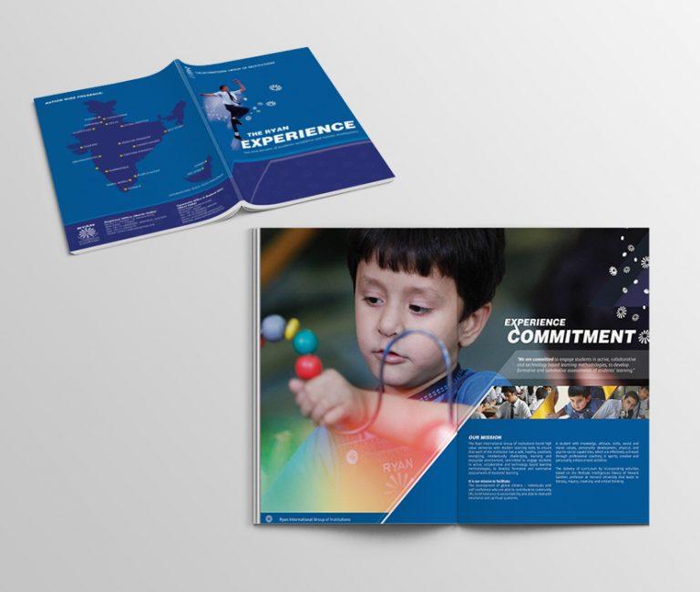 Ryan 2016 Brochure Booklet Design