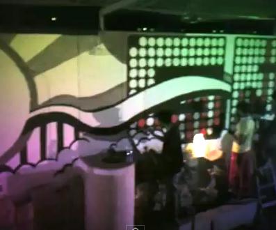 Graffiti Restaurant Making Of