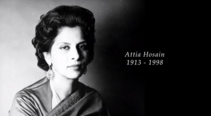 Attia Hosain