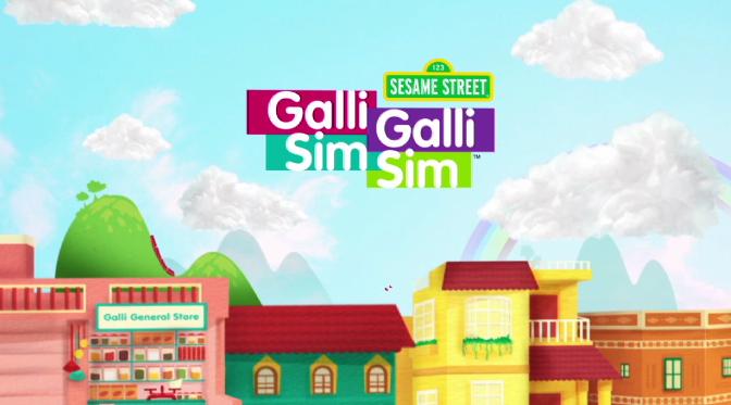 Galli Galli Sim Sim S7 Show Packaging
