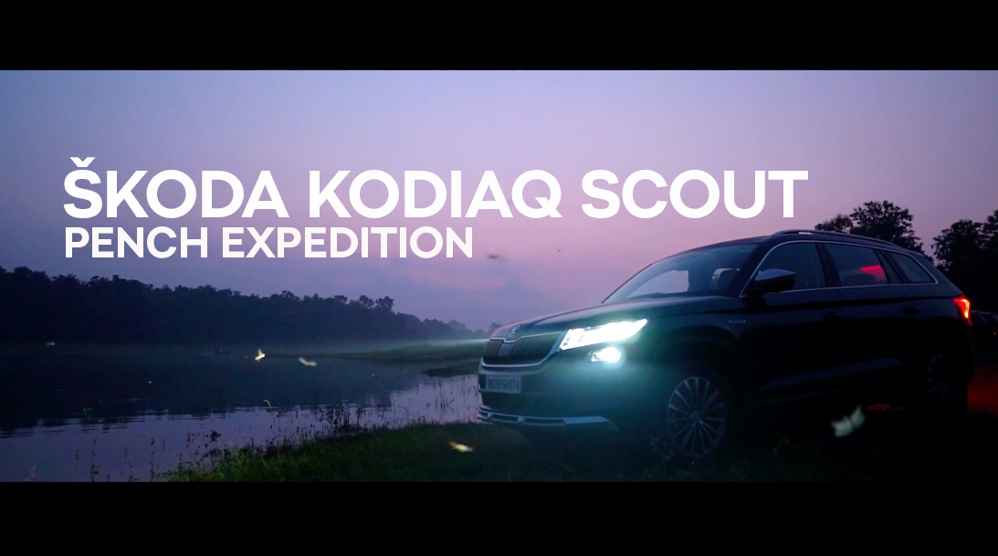 The KODIAQ SCOUT Pench Expedition
