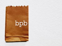 Brown Paper Bag Tuitions Logo Formation