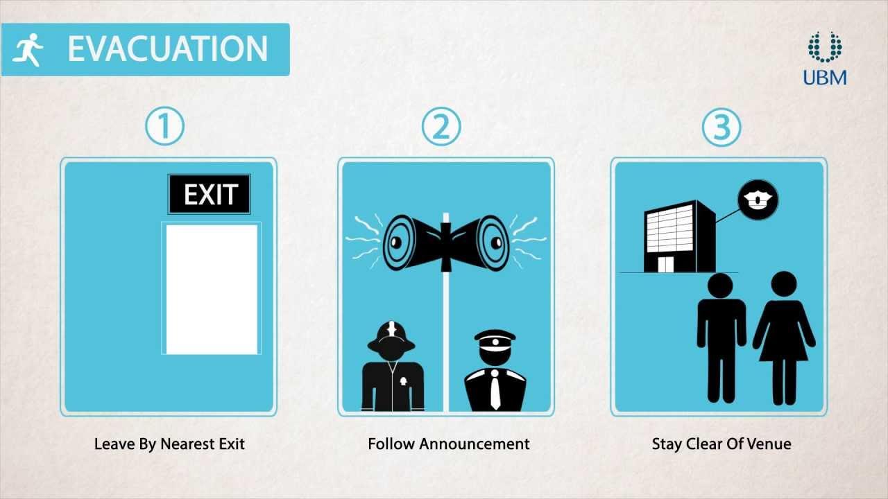 UBM Safety Guidelines Film