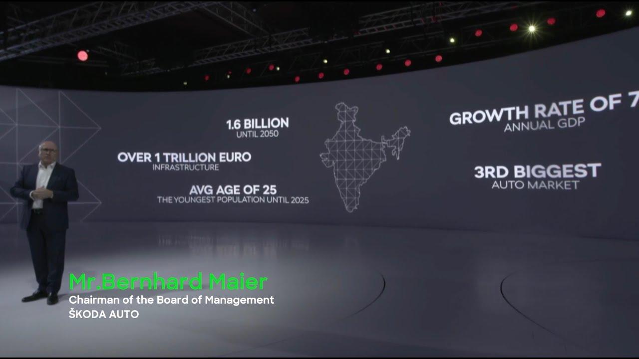 ŠKODA AUTO Volkswagen India Media Night 2020