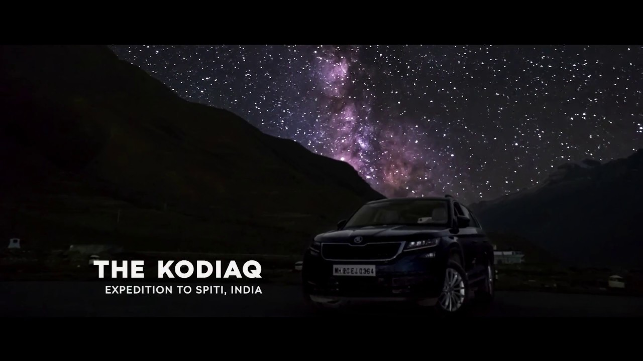 The KODIAQ Expedition to Spiti