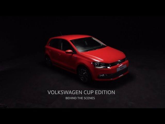 VW Cup Edition BTS