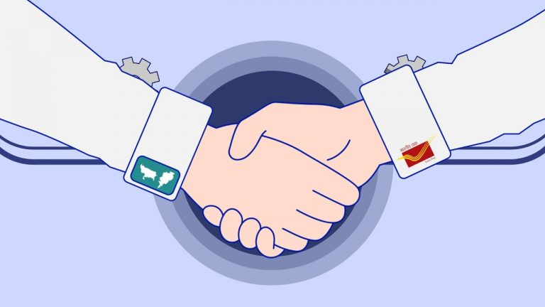 India Post as a partner in supply chain